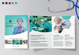 healthcare brochure templates free brochure templates 41 free psd ai vector eps