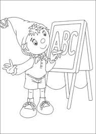 noddy coloring pages 121 coloring pages for kids pinterest