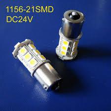 24v led light bulb high quality 24v dc10 30v ba15s truck led light bulb l 1156