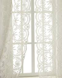 Lace Curtains Each 52