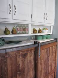 Reclaimed Wood Kitchen Cabinets Reclaimed Wood Kitchen Cabinets For Sale Barn Door Distressed Wood
