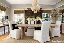 house beautiful dining rooms simple decor landscape green dining