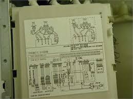 samsung washing machine electric circuit diagram washing machines