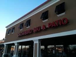 Snowbird Ski And Patio Snowbird Ski U0026 Patio Shop Lake