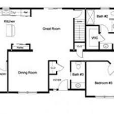 2 bedroom ranch floor plans house plans and designs for 3 bedrooms minimalisthouse co