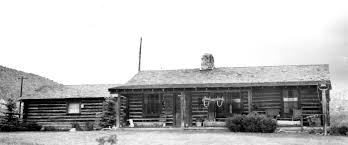 historic morrison all about history from morrison colorado usa the cox cabin date unknown