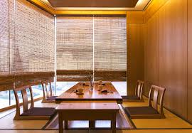 Japanese Dining Room Furniture by Murasaki Japanese Restaurant Private Dining Room The Plaza
