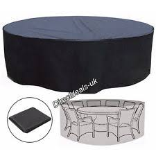 patio table cover garden furniture covers ebay