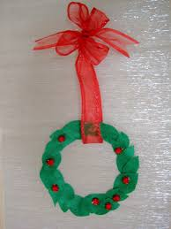 easy preschool christmas crafts find craft ideas