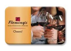 flemings gift card fleming s prime steakhouse wine bar gift card