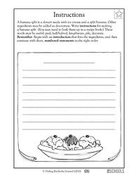best ideas of writing worksheets for 3rd grade with job summary