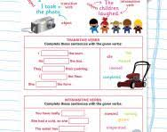 what are transitive and intransitive verbs transitive and