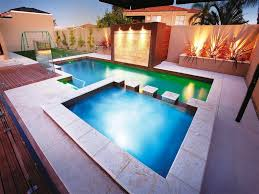 Backyard Pool Cost by How Much Does A Swimming Pool Cost Crafts Home