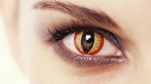Halloween Costume Contact Lenses Decorative Colored Contact Lenses