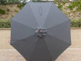 Umbrella Replacement Canopy by Patio 7 Patio Umbrella Covers Replacement Umbrella Canopy 9ft