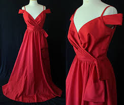 prom dresses from the 80s southern gown shoulder gown 80s prom dress