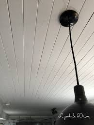 Tongue And Groove Shiplap How To Add Shiplap To A Ceiling