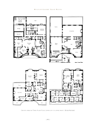 houses and floor plans great houses of new york house building house and townhouse