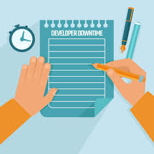 Machine Downtime Spreadsheet Developer Downtime Simple Programmer