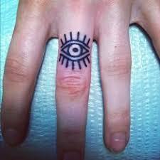 simple evil tattoo simple evil eye tattoo ellenslillehjorne