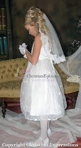 vintage communion dresses designer quality sleeveless embroidered lace communion dress