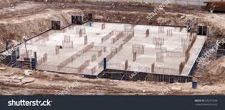 construction building construction apartment house concrete stock
