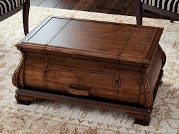Trunk Style Coffee Table Inspiration Lift Top Coffee Table Unique Coffee Tables And Trunk