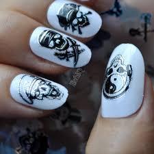 happy halloween nails 2017 halloween nail art halloween nail