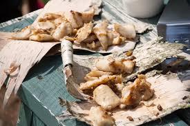 cuisine brochet shore lunch du pêcheur brochet au citron et à l aneth l