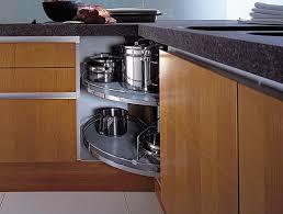 meuble en coin pour cuisine meuble de coin pour cuisine idées de décoration intérieure