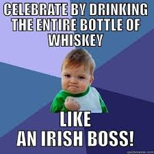 Irish Meme - happy birthday mcfenn whatever you do dont order an irish car