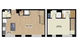 One Floor Homes One Bedroom U003cbr U003e2 Level Homes Floor Plans Mcgill Row Luxury