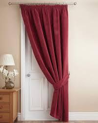velour door curtain house of bath