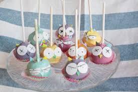 owl cake pops teezerts cake pops pinterest owl cake pops