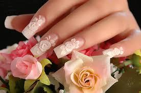 20 elegant and simply beautiful 3d nail art design ideas