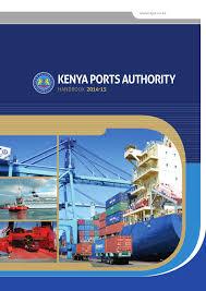 kenya ports authority handbook 2014 by land u0026 marine publications