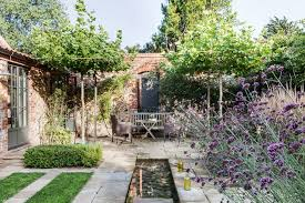 Small Walled Garden Ideas Small Walled Garden Design Ideas Fearless Gardener