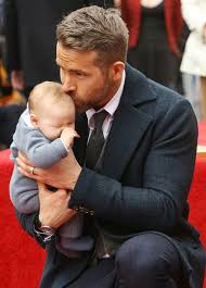 blake lively and ryan reynolds daughters u0027 first public
