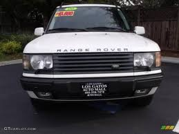 land rover philippine 2000 chawton white land rover range rover 4 6 hse 25710236