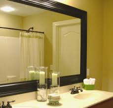 framing bathroom mirror with molding framing bathroom mirrors with crown molding for your property