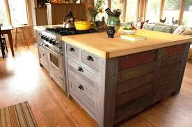 diy rustic kitchen cabinets rustic kitchen island brown striped