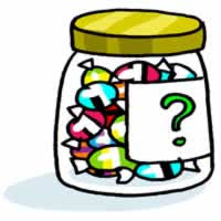 guess how many candies in jar template clipart clip art library
