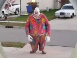 Jumbo Halloween Costumes Jumbo Clown Trick Treat 2008