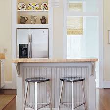Built In Refrigerator Cabinets Built In Refrigerator Better Homes And Gardens Bhg Com