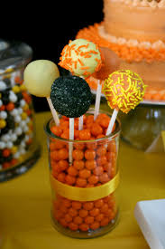nerf theme color cake pops our printable parties pinterest