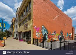 mural painted on building in downtown buffalo new york united mural painted on building in downtown buffalo new york united states