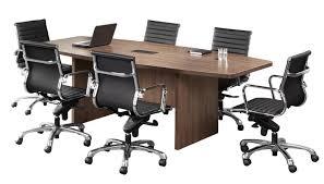 U Shaped Boardroom Table Os Laminate Series Boat Shaped Conference Table W Elliptical Base