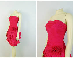 80 s prom dresses for sale 1980s prom dress etsy