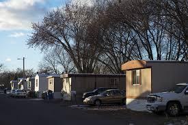 mobile homes park plaza mobile home park thrives after residents create co op npr