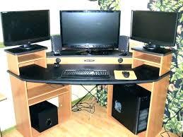 Office Desk U Shape U Shaped Gaming Desk L Shaped Work Desk Marvelous L Shaped Gaming